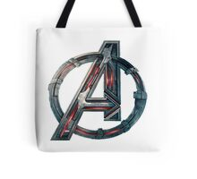 The Avengers-Age of Ultron Logo Tote Bag
