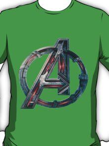 The Avengers-Age of Ultron Logo T-Shirt