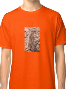 Cape Ground Squirrel, Fish River Canyon Namibia Africa Classic T-Shirt