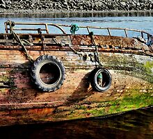 Where do all the old boats go by Agnes McGuinness