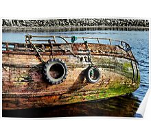 Where do all the old boats go Poster