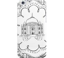 India Taj Mahal Design iPhone Case/Skin