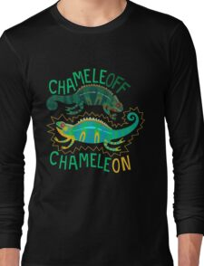 Chameleoff, Chameleon Long Sleeve T-Shirt