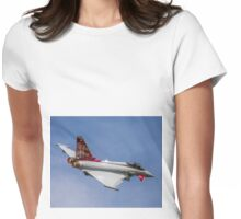 Turning and Burning Womens Fitted T-Shirt