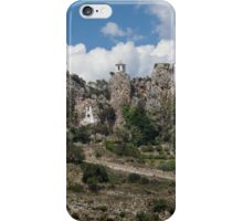 Guadalest village Spain iPhone Case/Skin
