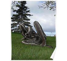 Sssssnake in the Grass set 2-6 Poster