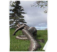Sssssnake in the Grass set 2-7 Poster