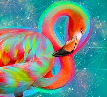 Color Outside the Lines (Neon Flamingo Remix) by soaringanchor