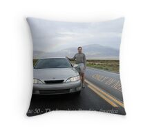 Only in Nevada Throw Pillow
