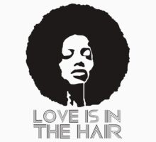 Love is in the hair by pAnti