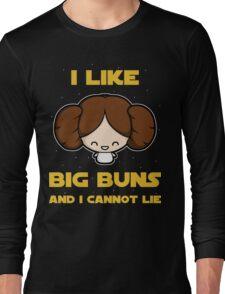I like big buns Long Sleeve T-Shirt
