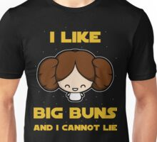 I like big buns Unisex T-Shirt
