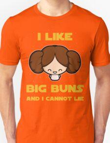 I like big buns Unisex T-Shirt