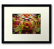 TENACLES Framed Print