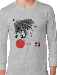 Bjork all is full of love Long Sleeve T-Shirt