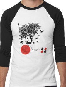 Bjork all is full of love Men's Baseball ¾ T-Shirt
