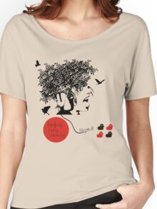Bjork all is full of love Women's Relaxed Fit T-Shirt