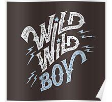 Wild Wild Boy Poster