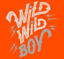 Wild Wild Boy Kids Clothes
