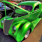 The Green Machine! by Joe Schaf