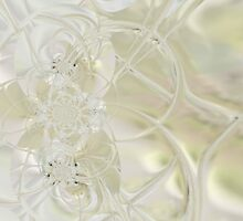 Silk,pearl and lace by MaeBelle