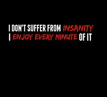 Insanity Is Fun by rorkstarmason