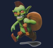 Goblin Clash of Clans Art by SXArtist