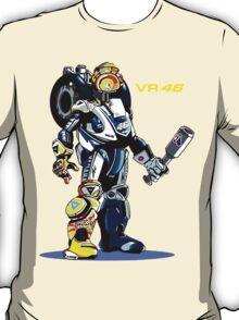 VR|46 Transformer T-Shirt