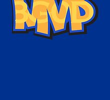 MVP #3GOD by themarvdesigns