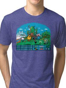 The Secret Of Ooo Island Tri-blend T-Shirt