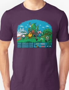 The Secret Of Ooo Island Unisex T-Shirt