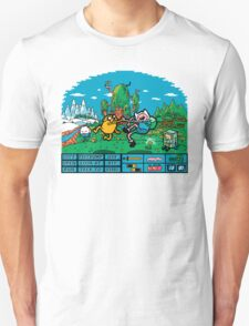 The Secret Of Ooo Island T-Shirt