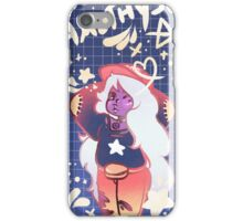 Retro 90s amethyst iPhone Case/Skin