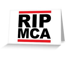 MCA Greeting Card