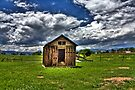 Old Shed by Jonathan Bartlett