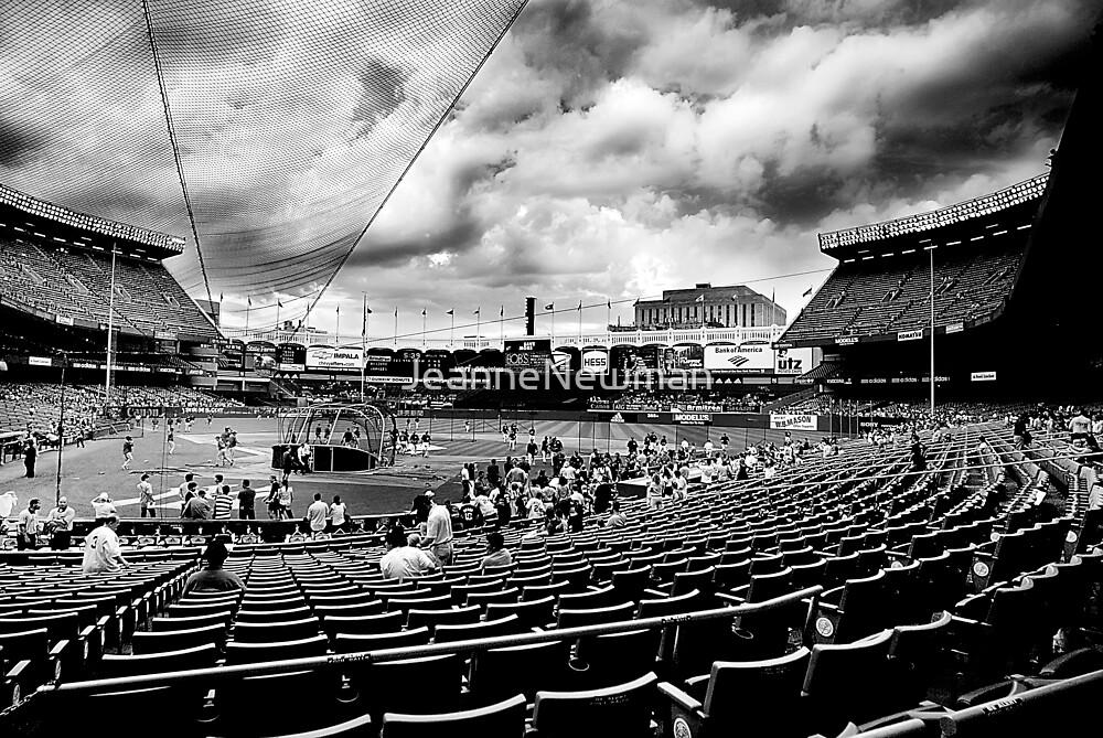 Yankee Stadium  by JeanneNewman