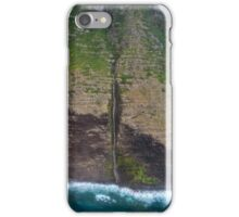 Molokai Maui Waterfall iPhone Case/Skin