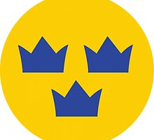 Sweden Logo by Misco Jones