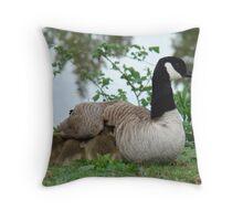 Mother Goose Throw Pillow