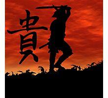 Samurai Honor Photographic Print