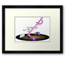 Gems Continue - Steven Universe Framed Print