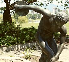 The Discobolus by RobertCharles