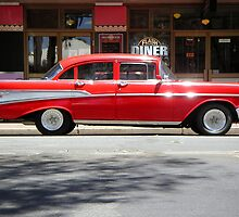 57 Chevy by Paul Holland