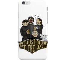 Off The Wall iPhone Case/Skin