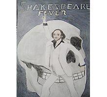 Disco Shakespeare Photographic Print