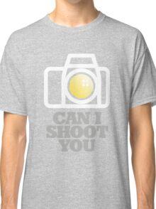 Photographer Classic T-Shirt
