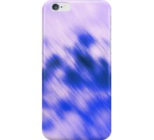 Violet Jewel Glow iPhone Case/Skin