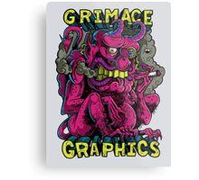 Grimace Graphics Goblin Metal Print