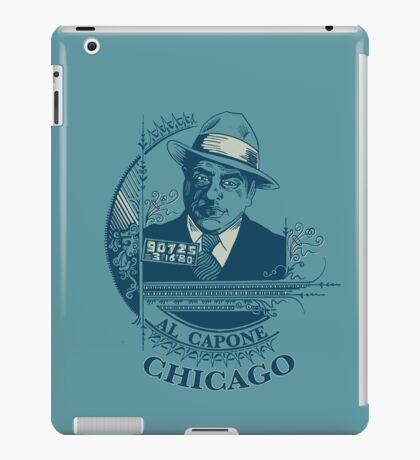 Al Capone OG iPad Case/Skin