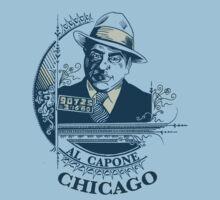 Al Capone OG by GrimaceGraphics